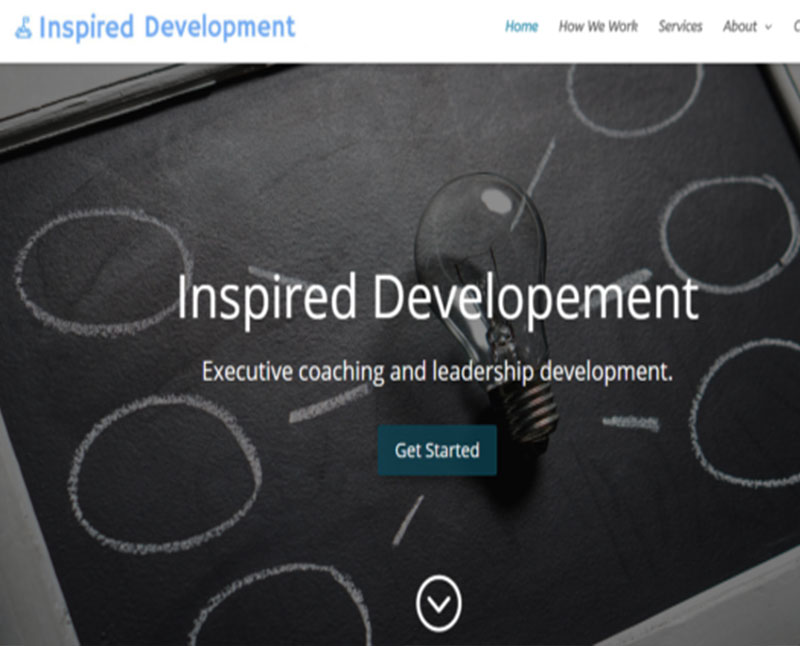 Inspired Development<div style='clear:both;width:100%;height:0px;'></div><span class='cat'>Web Sites, WordPress</span>